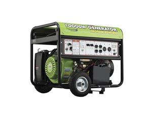 All Power America 10000 Watt Portable Mobile Emergency Power Propane Generator