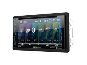 "Soundstream VR-65B 2-DIN DVD/CD/MP3/AM/FM Receiver with 6.2"" LCD/Bluetooth"