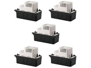 Little Giant VCMA-15UL Series 1/2 Gallon Tank Condensate Removal Pump (5 Pack)