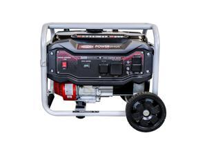 Simpson SPG3645 3,600 Watt 224cc Start Portable Heavy Duty Generator Series