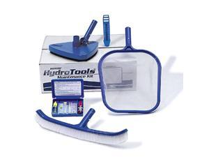 Swimline Hydro Tools 8610 Above & In-ground Swimming Pool Maintenance Kit, Blue