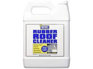 Thetford Non-Flammable Biodegradable Nontoxic RV Rubber Roof Cleaner, 1 Gallon