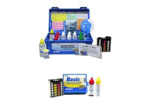 Taylor K-2006C Complete Swimming Pool Chlorine Test Kit w/ Additional Basic Kit