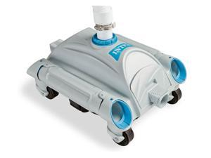 """Intex 28001E Automatic Pool Vacuum Cleaner for Above-Ground Pools w/1.5"""" Fitting"""