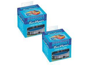 Swimline Tear-Aid Underwater Vinyl Swimming Pool Liner Repair Patch (2 Pack)