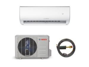 Bosch Climate 5000 Mini Split Air Conditioner System 12000 BTU Ductless AC Unit