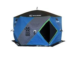 Clam X600 Thermal - 6 Side Hub Shelter