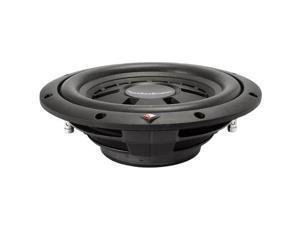 Rockford Fosgate 10 Inch 400W 12 Gauge Car Audio Shallow/Slim Subwoofer R2SD210