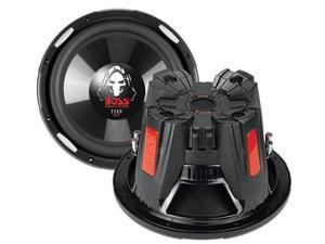"BOSS Audio P126DVC Phantom 12"" 4600W 4 Ohm DVC Car Audio Subwoofers, Pair"