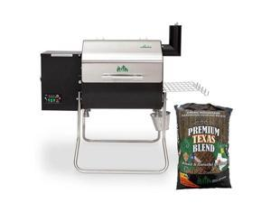Green Mountain Davy Crockett Wifi Pellet Electric Grill & Grilling Pellets