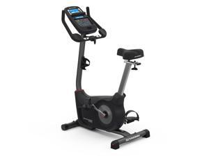 Schwinn Fitness 170 Workout Stationary Upright Exercise Bike with Display