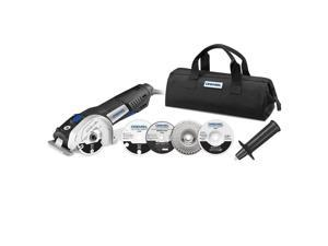 Dremel SM20-02 6.0 Amp Saw-Max Compact Tool Kit with Lock On Button NEW