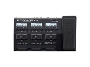 Zoom G3XN Multi Effects Processor with Pedal Simulator for Guitarists