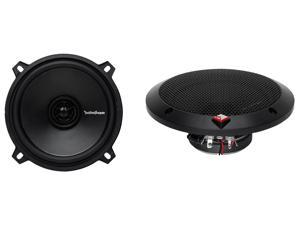 Rockford Fosgate R1525X2 5.25-Inch 80W 2 Way Coaxial Speakers (Pair)
