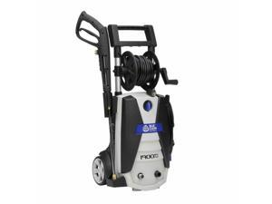 AR North America Blue Clean 1.3 GPM 1800 PSI AR383SS Electric Pressure Washer