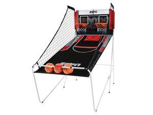 ESPN Indoor 2 Player Hoop Shooting Basketball Arcade Game w/ Scoreboard & Balls
