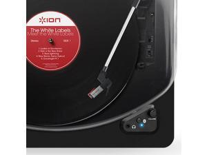 ION Audio Air LP Wireless Bluetooth Streaming Turntable Record Player (2 Pack)