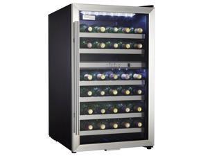 Danby Designer 38-Bottle LED Interior Freestanding Wine Cooler