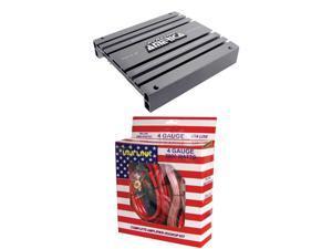 PYRAMID PB2518 3000 Watt 2-Channel Car Audio Amplifier Power Amp Stereo MOSFET