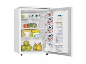 Danby 2.6 Cubic Feet Compact Sized Refrigerator, White
