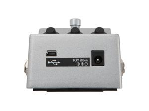 Zoom MS50G Multi Effects MultiStomp Amp Modeler Guitar Processor Pedal Stompbox