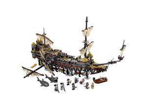 LEGO Disney Pirates of the Caribbean Silent Mary Ship Building Kit |