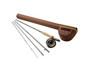 Redington 990-4S Path 9 WT 9 Foot 4 PC Saltwater Fly Fishing Rod and Reel Combo
