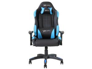 E-Win Calling Series Ergonomic Computer Gaming Office Chair with Pillows, Blue
