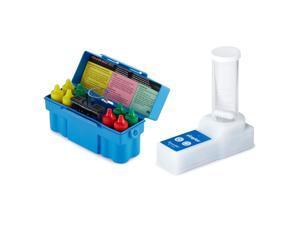 Taylor K-1004 Pool Test Kit and 9265 Magnetic Stirrer Speedstir Start-Up Pack