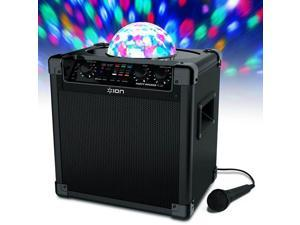 Ion Audio Tailgater Express Black Compact Wireless Portable Speaker System
