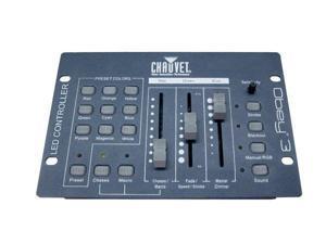 CHAUVET OBEY3 3 CHANNEL DMX-512 CONTROLLER