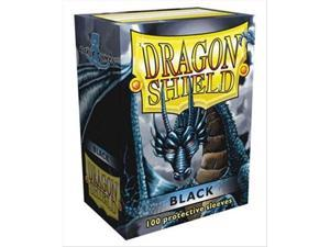 Fantasy Flight Games DSH02 Dragonshields, Black