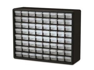 Drawer Bin Cabinet,6-3/8 In. D,20 In. W AKRO-MILS 10164
