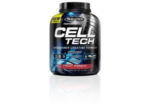 Performance Series Cell-Tech  Fruit Punch - Muscletech - 6 lb - Powder