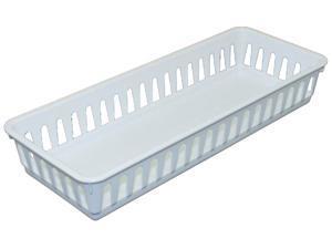 Sterilite Storage Tray Slim Wh 3090-2282