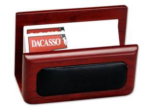 A8007 Business Card Holder Rosewood