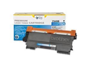 Elite Image 75498 Toner Cartridge 1 200 Page Yield Black