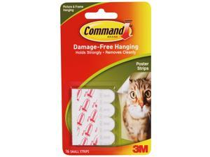 3M 17024 Command Poster Strips 12 strips