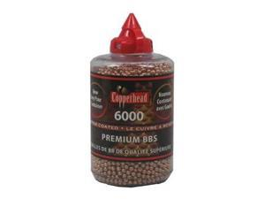 Crosman Copperhead .177 Cal. Steel BB Ammunition (6000-Pack) 0767