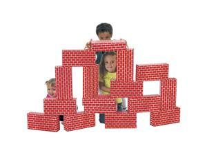 Smart Monkey Imagibricks Giant Building 16Pc Set Blocks 1016