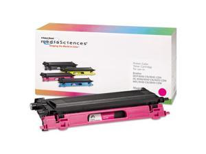 Media Sciences 39409 Toner Cartridge Alternative for Brother TN115M - Magenta