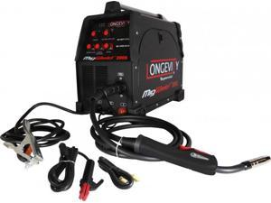 Longevity MIGWELD 200S, 200 Amp 220V MIG Welder (Spoolgun Capable)