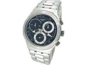Swatch Oblique end Blue   Mens Watch YCS547G