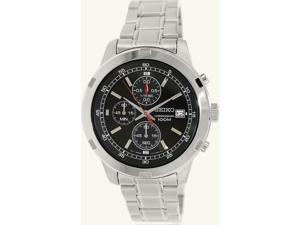 Seiko SKS421 Men's Silver Stainless-Steel Quartz Watch