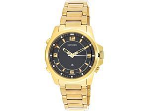 Citizen Men's Promaster JN5002-50E Gold Stainless-Steel Japanese Quartz Dress Watch