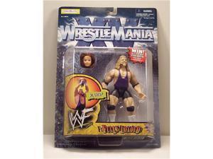 WWF Wrestlemania XV Fully Loaded Al Snow Action Figure