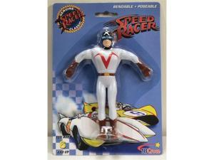 Speed Racer Racer X Collectible Bendable Figure