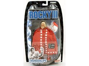 Rocky Collectors Series Rocky III Thunderlips Wrestling Champion Action Figure