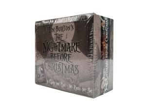 Tim BUrton's The Nightmare Before Christmas Collectors Series Trading Card Box by NECA