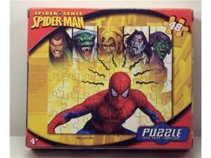 Spider-Man Spider-Sense 48 Piece Puzzle